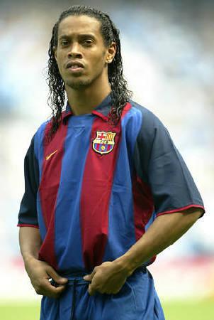 Gol del año de Ronaldinho