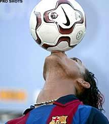 Hablan en Radio MARCA sobre la comparación de Zidane y Ronaldinho