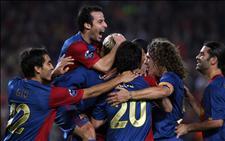 El Barça está en octavos