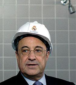 Calderón acusa a Florentino Pérez de sabotear el fichaje de Kaká