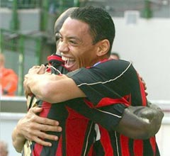 Ronaldo ficha por el Milan