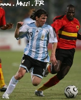 Messi también se recupera